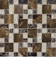 Мозаика QSG-079-FP/8 30x30 78795107 Muare