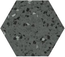 Керамогранит Click Ceramica Tempo and Inspire Hexa Grey 20x24