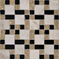 Мозаика QSG-080-FP/8 29.8x29.8 78794501 Muare