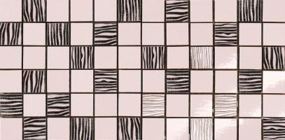 Мозаика Antica Ceramica Rubiera Alterego Mos. Platino Rosa 20x40 301303