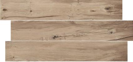 Керамогранит Flaviker Nordik Wood Beige Rett 20x120 0003686