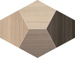 Мозаика Saloni Ceramica Eukalypt Cuatro Iris 38x48 GBL990
