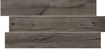 Керамогранит Flaviker Nordik Wood Smoked Rett 20x120 0003689
