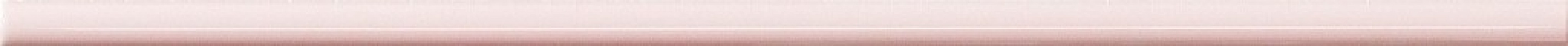 Бордюр Antica Ceramica Rubiera Alterego List. Rosa 1x40 201429