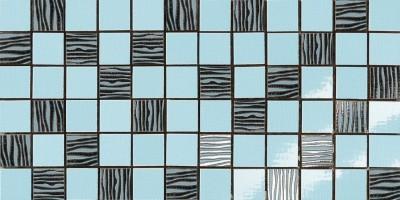 Мозаика Antica Ceramica Rubiera Alterego Mos. Platino Celeste 20x40 301300