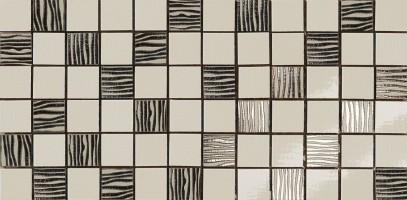 Мозаика Antica Ceramica Rubiera Alterego Mos. Platino Tortora 20x40 301298