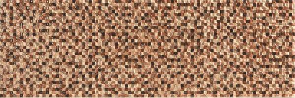 Плитка Keramex Cubic Brown 20x60 настенная