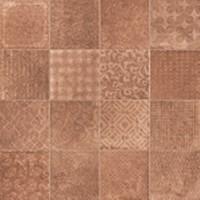 Керамогранит Cir Ceramiche Riabita Il Cotto Ins Fabric Classic 40x40 1046396