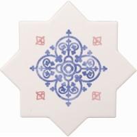 Декор Cevica Becolors Star Dec. Arabesque 13.25x13.25
