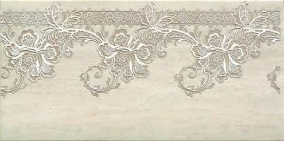 Декор Capri Ceramiche Travertino Fascia Lace Beige 30x60