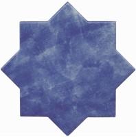 Керамогранит Cevica Becolors Star Electric Blue 13.25x13.25