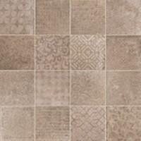 Керамогранит Cir Ceramiche Riabita Il Cotto Ins Fabric Natural 40x40 1046399