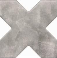 Керамогранит Cevica Becolors Cross Grey 13.25x13.25