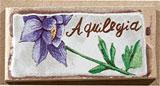 Бордюр Polis Ceramiche Country Listello Devon York AB 3.5x10 (2 шт)