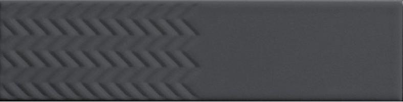 Настенная плитка 4100682 Biscuit Waves Notte 5x20 41ZERO42