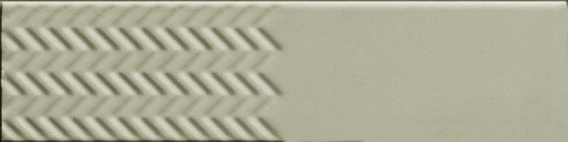 Настенная плитка 4100688 Biscuit Waves Salvia 5x20 41ZERO42