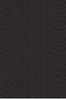 Плитка настенная 4100240 Signs Black 15x22 41ZERO42