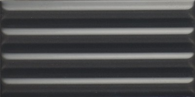 Настенная плитка 4100324 Wigwag Black 7.5x15 41ZERO42