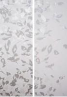 Панно 70023 Lyra Rose Metal Charta Satinato Rett 25X75 AVA Ceramica