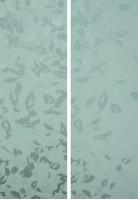 Панно 70033 Lyra Rose Metal Mentha Dark Satin. Rett 25X75 AVA Ceramica