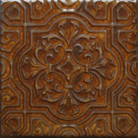 Настенная плитка Toledo Brown 15.8x15.8 Absolut Keramika