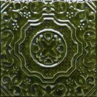Настенная плитка Toledo Green 15.8x15.8 Absolut Keramika