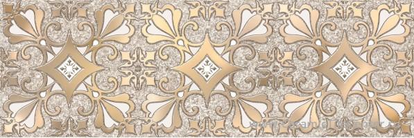 Декор Alma Ceramica Marbella 60х20 DWU11MBL004