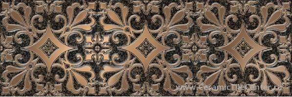 Декор Alma Ceramica Marbella 60х20 DWU11MBL402