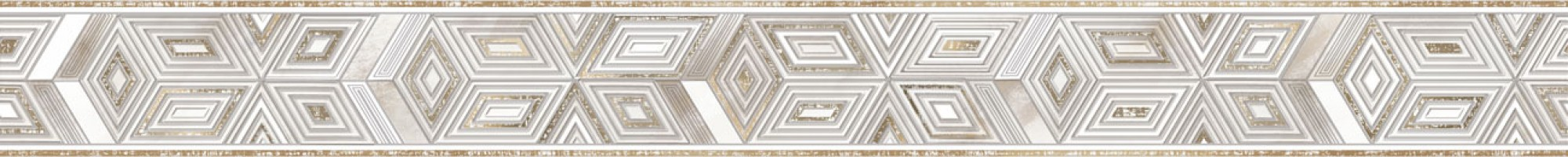 Бордюр Alma Ceramica Modena 6х60 BWU60MOD004