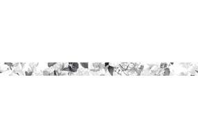 Бордюр Alma Ceramica Rubi 60х6 BWU60RUB027
