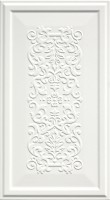 Настенная плитка EG010BD England BIANCO BOISERIE DEC 33.3x60 Ascot Ceramiche