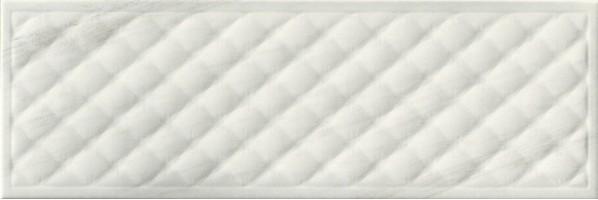 Настенная плитка PRWC010 Preciouswall Statuario Capitone' 25х75 Ascot Ceramiche