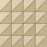 Мозаика настенная 9AFE Arkshade Cream Mosaico Flag 30.5x30.5 Atlas Concorde Italy