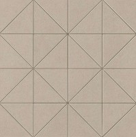 Мозаика настенная AUIF Arkshade Dove Mosaico Prisma 36x36 Atlas Concorde Italy