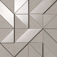 Мозаика настенная AUIL Arkshade Grey Mosaico Art 3D 35.4x35.4 Atlas Concorde Italy