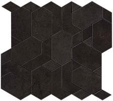 Мозаика напольная AN67 Boost Tarmac Mosaico Shapes 31x33.5 Atlas Concorde Italy