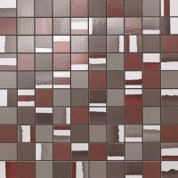 Декор 9DMR Dwell Rust Mosaico Mix 30.5х30.5 Atlas Concorde Italy