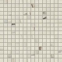 Мозаика 9MQI Marvel Dream Bianco Fantastico Mosaic Q 30.5x30.5 Atlas Concorde Italy