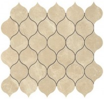 Мозаика напольная 9EDS Marvel Edge Elegant Sable Drop Mosaic 27.2x29.7 Atlas Concorde Italy