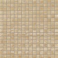 Мозаика напольная AEO0 Marvel Edge Gold Onyx Mosaico Lappato 30x30 Atlas Concorde Italy