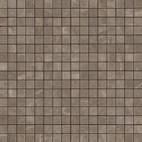 Мозаика напольная AEOW Marvel Edge Gris Supreme Mosaico Lappato 30x30 Atlas Concorde Italy
