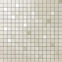 Мозаика настенная 9EQW Marvel Edge Imperial White Mosaic Q 30.5x30.5 Atlas Concorde Italy