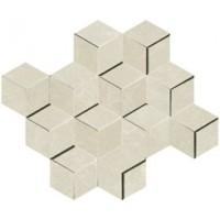 Мозаика настенная AEPI Marvel Edge Imperial White Mosaico 3D 30.5x26.4 Atlas Concorde Italy