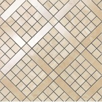 Декор 9MVA Marvel Pro Travertino Alabastrino Diagonal Mosaic 30.5x30.5 Atlas Concorde Italy