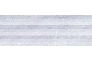 Плитка настенная 00-00-5-17-00-06-592 Атриум серый полоска 20х60 Belleza