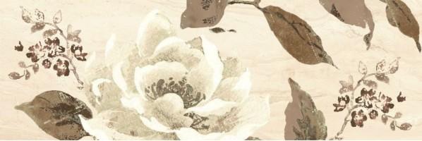 Плитка настенная 00-00-5-17-10-11-643 Даф бежевая с рисунком 20x60 Belleza
