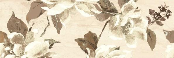 Плитка настенная 00-00-5-17-10-11-644 Даф бежевая с рисунком 20x60 Belleza