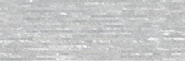 Плитка настенная 17-11-06-1188 Alcor серый мозаика 20х60 Ceramica Classic