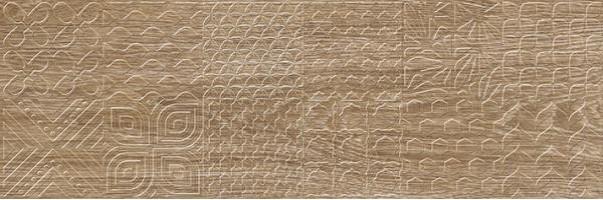 Декор 17-03-11-459-2 Aspen Tenda тёмно-бежевый 20х60 Ceramica Classic