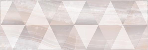 Декор Perla 17-03-11-1186-0 Diadema бежевый 20x60 Ceramica Classic